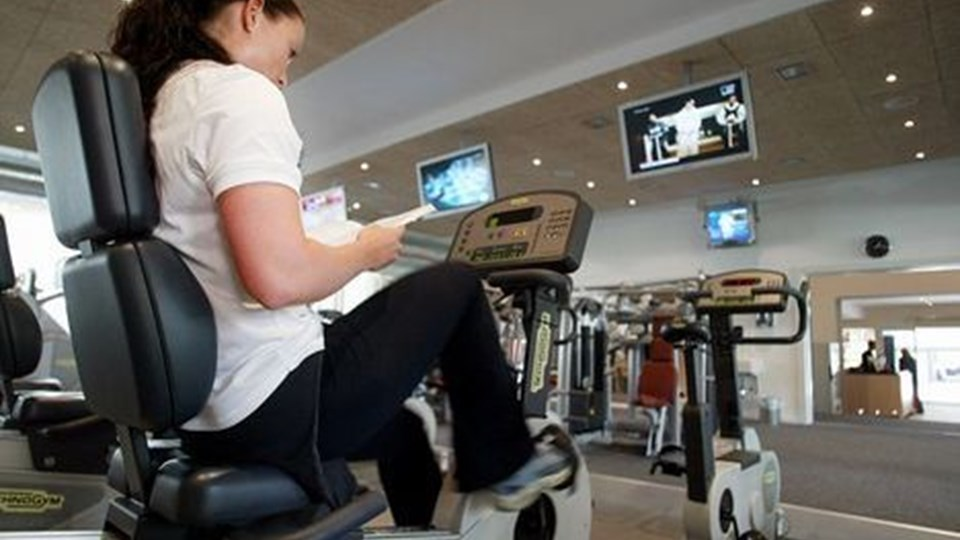 Fit­ness dk i Aal­borg hed­der nu Equinox Fit­ness. AR­KIV­FO­TO: Hen­rik Bo