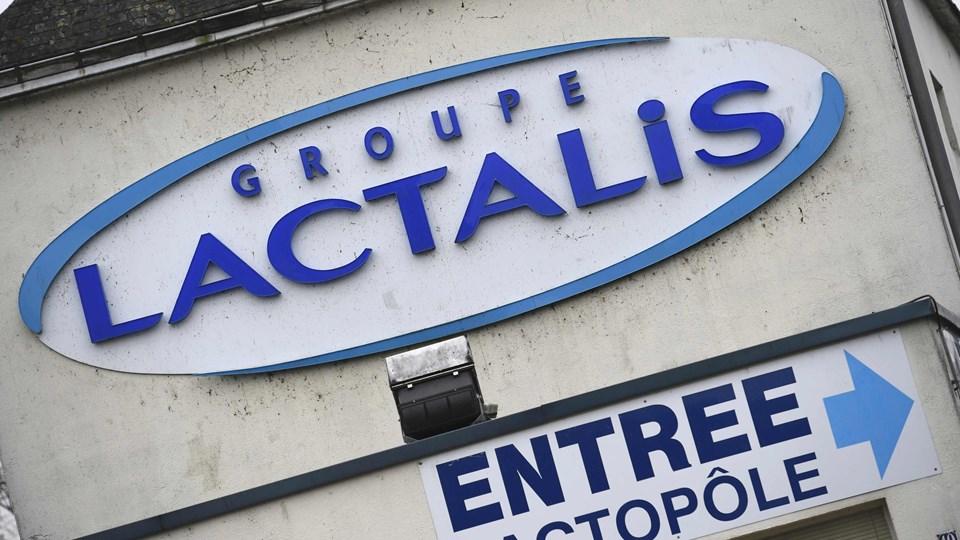 Den franske mejerigigant Lactalis har trukket 12 millioner kasser modermælkserstatning tilbage fra adskillige lande på grund af mistanke om salmonella. Foto: Scanpix/Damien Meyer/arkiv