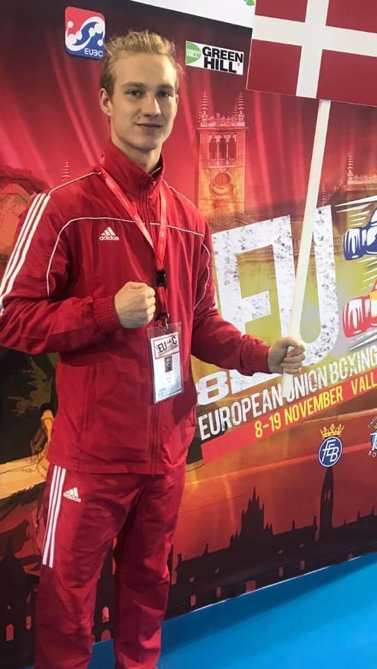 Pandrup-bokser tæt på EU-finalen