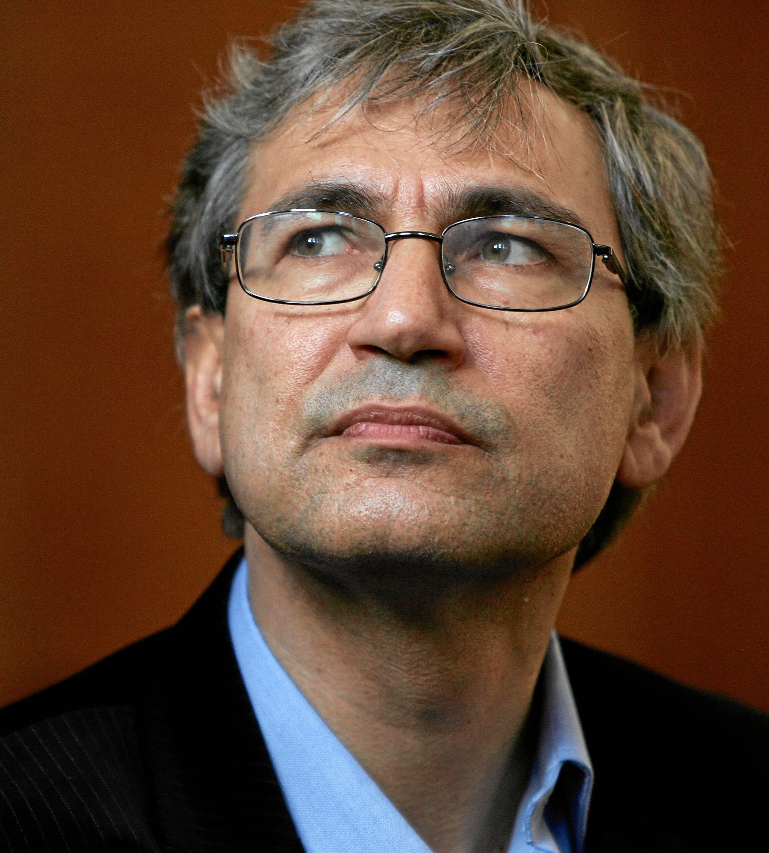 Orhan Pamuk rammer ikke plet: Det er fortærsket