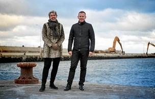 Hånd i hanke med Hanstholm Havns udvidelse