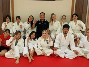 Juni, judo og snart yukata