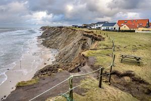Flertal for at kommuner skal styre kystsikring
