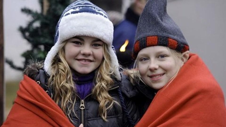 Julekalenderen optaget på Børglum Kloster skal anvendes til erhvervs - og turismefremstød. Arkivfoto: Bent Bach