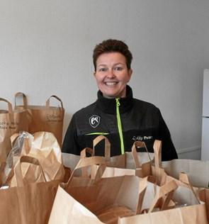 Lykkeposen holder til Strømgade i Vrå