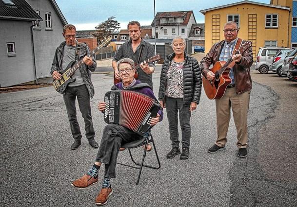 Klar til årets pensionist-fest i Hurup Hallerne