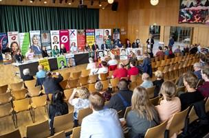 Klassiske emner dominerede valgmøde i Nørresundby: Få overblikket her