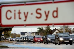 Minister skal se på ny adgangsvej til City Syd