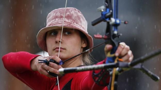 Bueskytte får første danske OL-billet