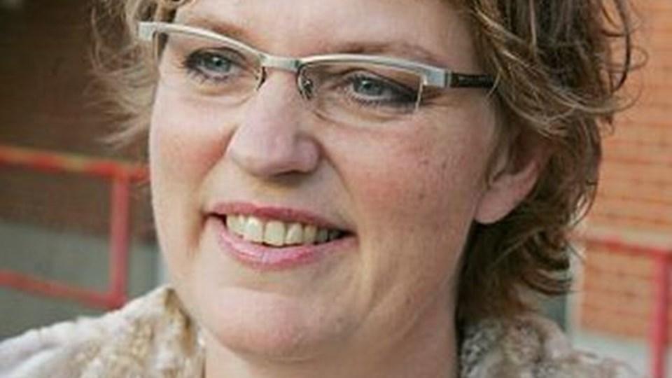 Mette Sandahl Mikkelsen, skolebestyrelsesformand i Hellum, glæder sig til at få den politiske debat om Rebilds skolevæsen. Hun mener, at forskellige skoler kan noget forskelligt, og at der er brug for et mangfoldigt skoletilbud.  ARKIVFOTO: GRETE DAHL