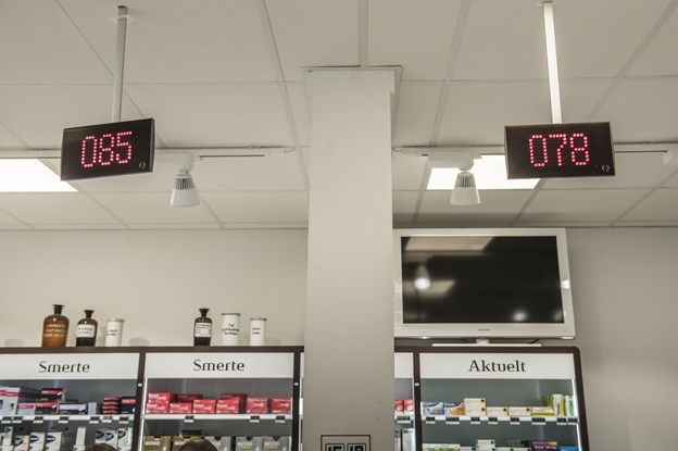 Mangel på hæmoridecreme: Syge går forgæves efter medicin på apoteket