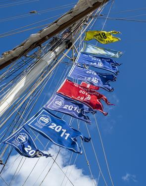 Kæmpe nyhed: Tall Ships Races vender tilbage