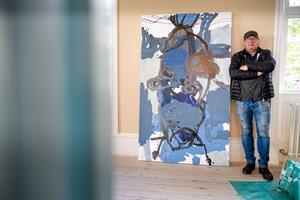 Malerier og skulpturer på Kastet: Peter Skovgaard er tilbage i kunstforening