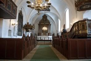 Årets konfirmander i Dronninglund Sogn