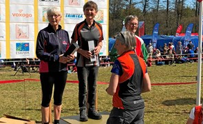 Én sejr til Mariager Fjord OK