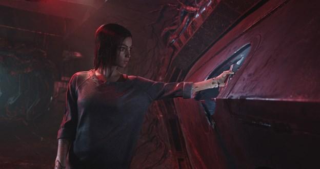 Alita: Fremtidsfilm i 3D er bedst når det går stærkt