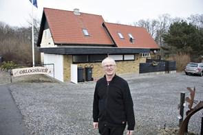 Orlogshjem udvider  med veteran-stue