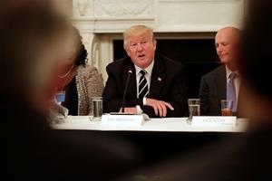 Trump bliver ikke nævnt i ny dansk udenrigsstrategi