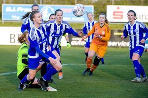 Største ligasejr nogensinde: Thy-piger sprudlede i Odense