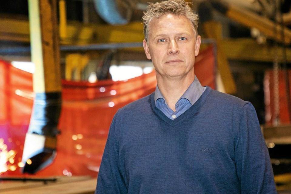 Mads Møller Hansen er i dag adm. direktør i DS Gruppen. Foto: DS Gruppen DS Gruppen