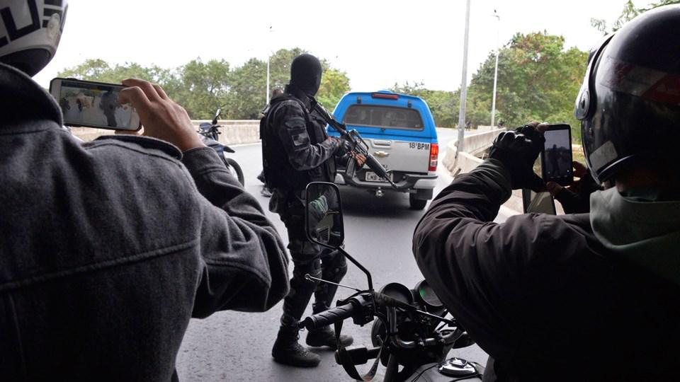 OLY-2016-RIO-SECURITY Foto: Scanpix/Tony Barros