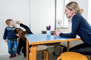 Tre-årige måles og vejes i børnehaven: Håber at forebygge overvægt senere i livet