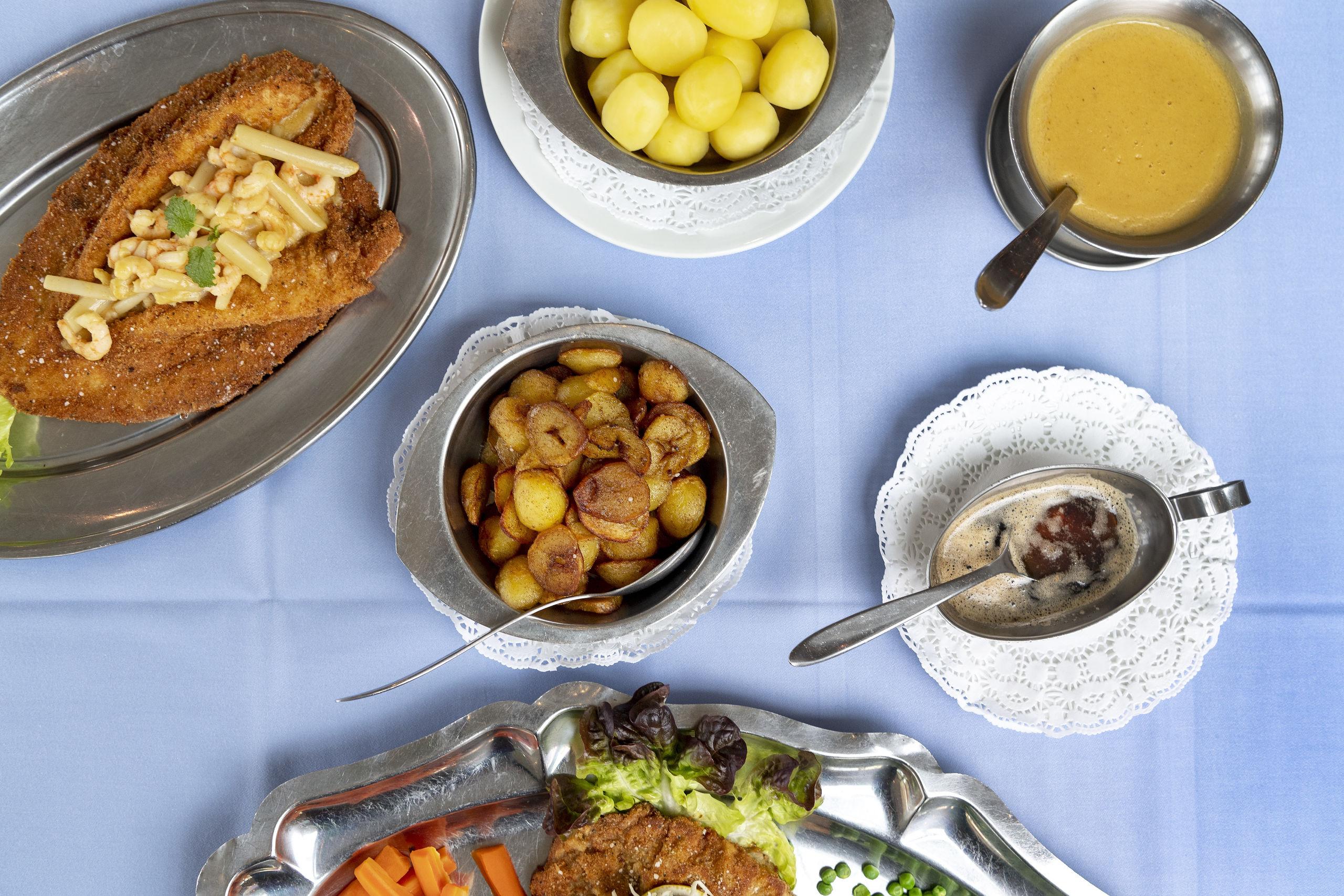 En kulinarisk tidslomme: Det er mormormad uden fortolkning, så man bliver glad i munden