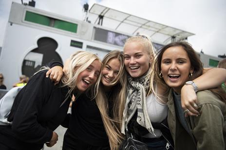 Se alle billederne fra Grøn Koncert: Regnen kunne ikke stoppe festen