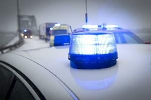 Fuld bilist overhalede politiet: Så gik det stærkt