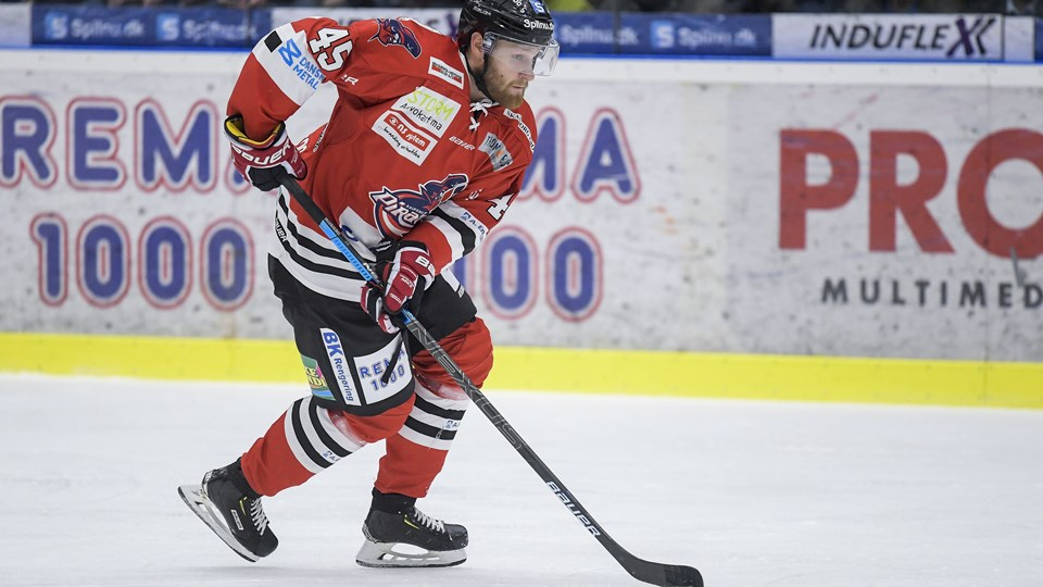 Mikkel Højbjerg afgjorde kampen på straffeslag. Arkivfoto: Lars Pauli