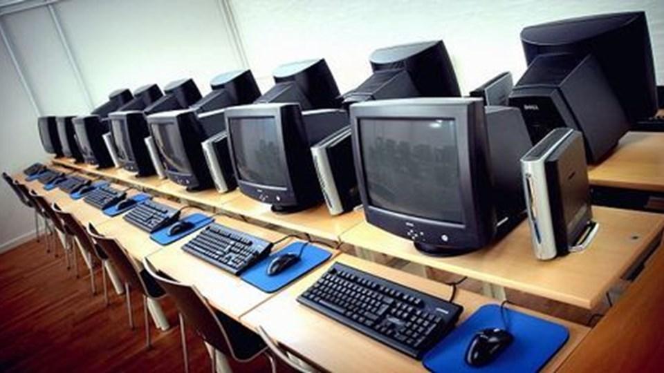 Udbuddet af kurser på EUC Nordvest er blevet bredere efter fusionen mellem Nordvestjysk Handelsgymnasium og Nordvestjysk Uddannelsescenter. Studiecentret står klar til at modtage videbegærlige elever. Arkivfoto: Klaus Madsen