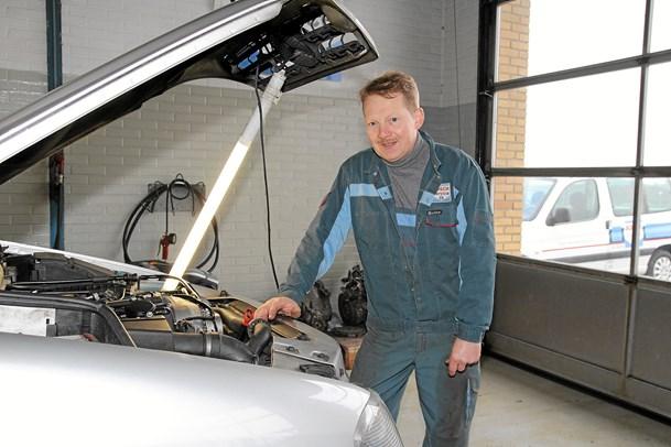 40 år hos Kaas Autoværksted