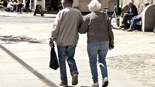 Kvinder og mænd er stadig langt fra lige som pensionister