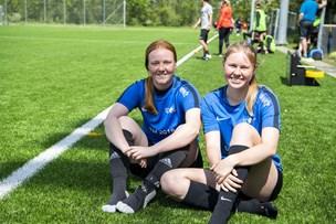 Holdånd og fællesskab: 700 efterskoleelever fra hele landet er sammen om fodbolden i Aabybro