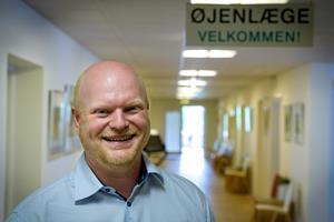 Farvel til det offentlige: Øjenlæge Kaare Haurvig Palnum elsker at bruge sine hænder