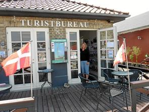 Hobro Turistkontor holder sommeråbent