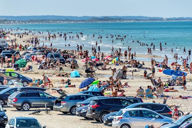 Kyst- og naturturismen i Danmark når ny rekord