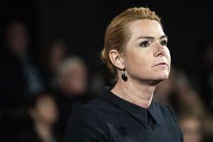 Få timer før drab i Hadsund: Inger Støjberg blev kontaktet af mand der sigtes for kvindedrab