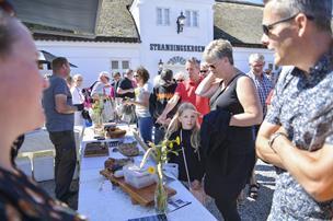 Råvaremarked i Blokhus: - Folk vil også have en historie med hjem