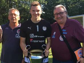 Terndrup vært for tysk Pokal Cup