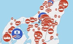 Udskriver 199 bøder om dagen: Her klapper fotofælderne mest i Nordjylland