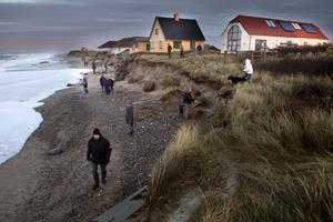 Frivillig aftale om kystsikring i Thy: En af seks grundejere vil ikke betale