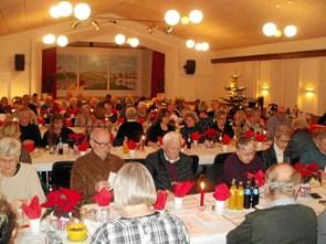 Stor interesse for julebanko i Nøvling