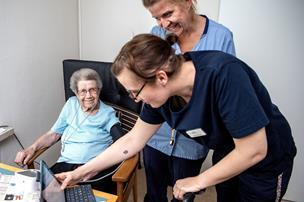 Succes i Vejgaard: Problemer tages i opløbet for Ebba og andre patienter