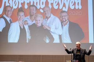 Hjørring Revyen klar til at følge op på supersucces: Kendt skuespiller og musiker på 2020-holdet