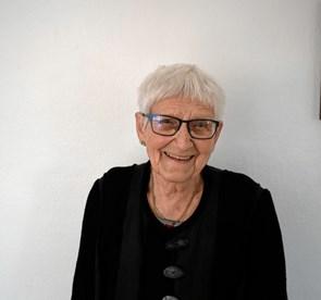 Grethe har levet 90 år næsten det samme sted