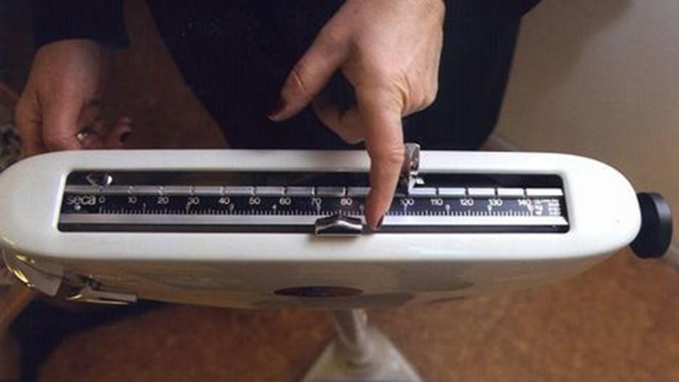 Der skal kun få ændringer i hverdagen til, for at du kan forbrænde flere kalorier og dermed komme af med overflødige kilo. Arkivfoto