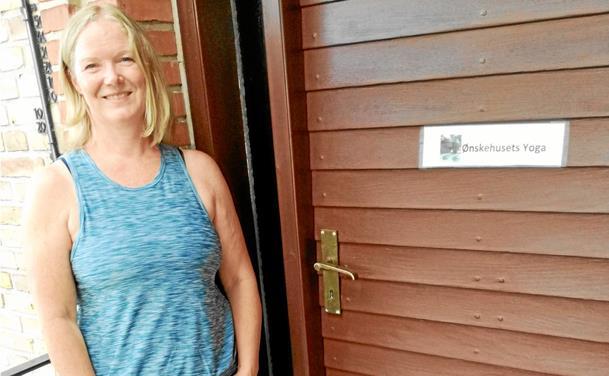 Hobro får nyt yoga studio