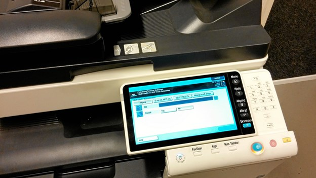 Sparer en million på printer-udgifter