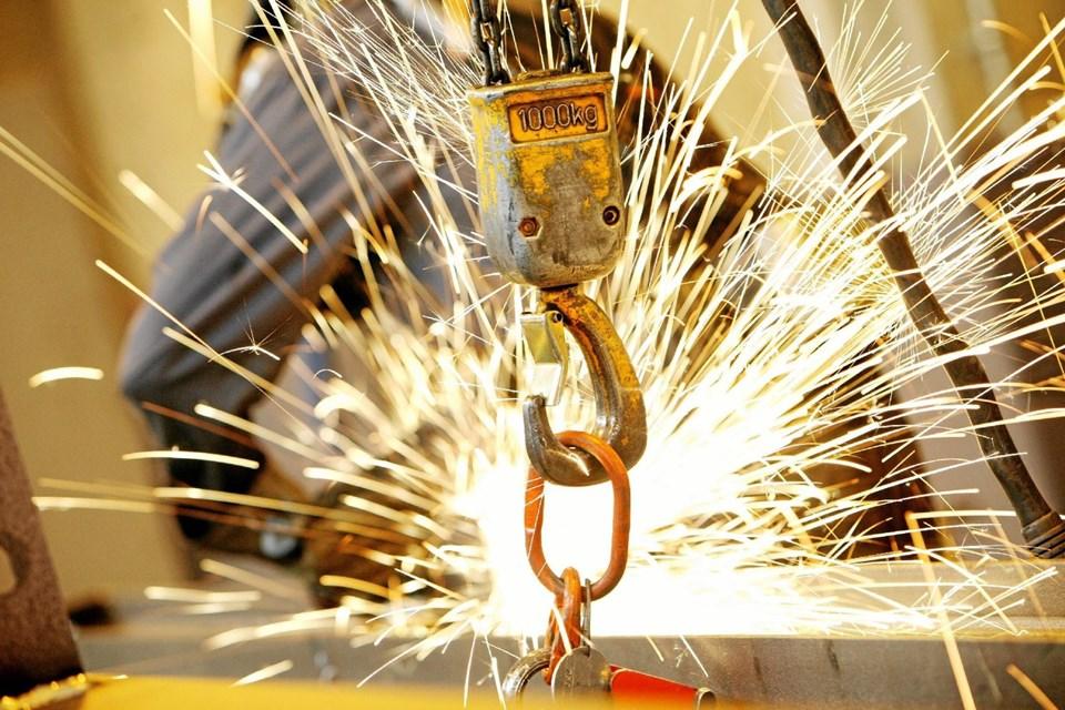 DS Gruppen laver forskellige stålkonstruktioner til byggebranchen. Foto: DS Gruppen DS Gruppen